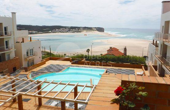 2001 | Apartamento T3, vista para a Lagoa de Óbidos e praia da Foz do Arelho