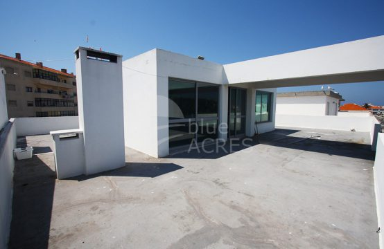 2014 | Studio, with bathroom, terrace and panoramic view, Peniche