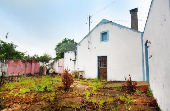 1034 | Rural property, with housing, warehouse and annex, Salir de Matos
