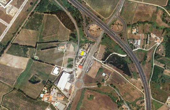 5006 | 13.000sqm mixed property next to the A8 highway, in Óbidos