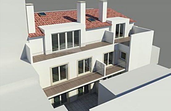 2030 | New 1 bedroom apartment, 2nd floor, with terraces, center of Peniche