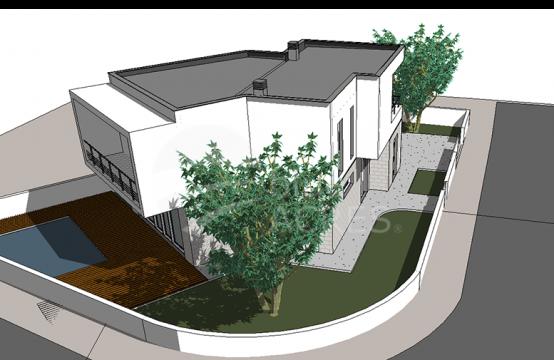 1101 | Moradia T3 em fase final de construção, jardim e piscina, Foz do Arelho